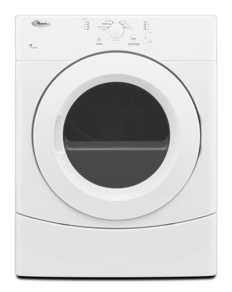 Whirlpool WGD9051YW Gas Dryer