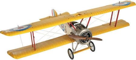 "Authentic Models AP602X 250cm Wingspan Sopwith 98.4"" with Fir, Plywood & Cotton Material"
