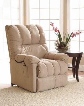 Klaussner CAMBIPM Cambi Series Casual Microfiber Wood Frame  Recliners