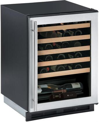 "U-Line 1175WCS15 23.94"" Built-In Wine Cooler"