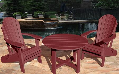 Vifah V1092SET1B Patio Sets
