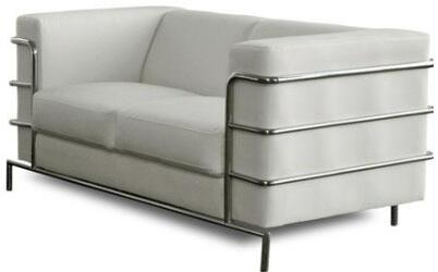 Diamond Sofa CITADELSLWLOVE  Loveseat