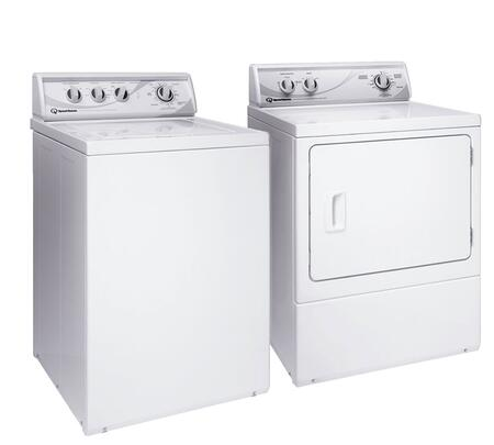 Speed Queen 344430 Washer and Dryer Combos