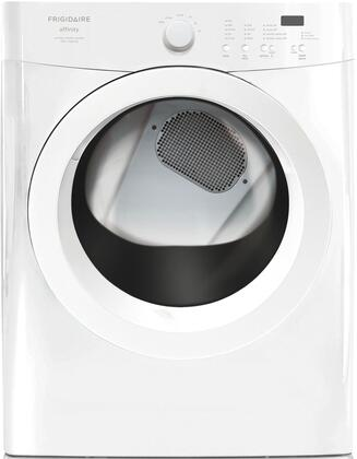 Frigidaire FAQE7001LW Electric Affinity Series Electric Dryer