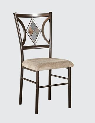 Powell 464434 Powell Cafe Series  Dining Room Chair