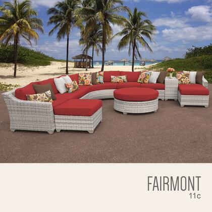 FAIRMONT 11c TERRACOTTA