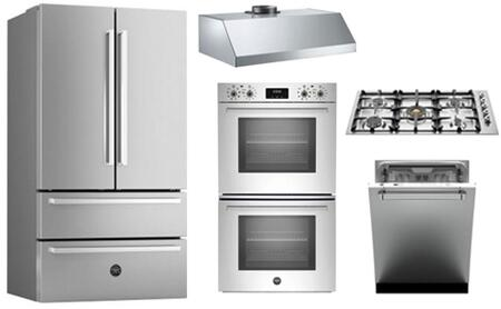 Bertazzoni 743392 Professional Kitchen Appliance Packages