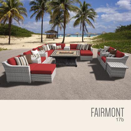 FAIRMONT 17b TERRACOTTA