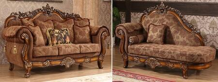 Meridian 681SCH Sheraton Living Room Sets