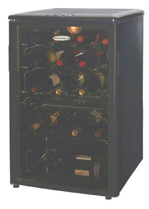 """Soleus Air JC128E 20"""" Wine Cooler"""