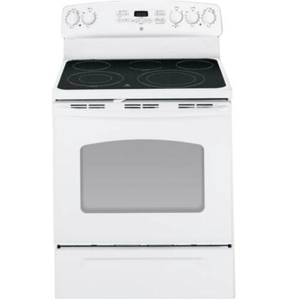 GE JB655DTWW  Electric Freestanding