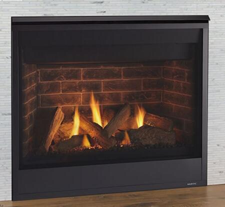 Majestic Quartz36in Quartz Series Direct Vent Natural Gas Fireplace