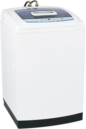 """GE WSLS1500JWW 23.625""""  Top Load Washer 