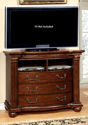 Furniture of America CM7736TV Grandom Series  Chest