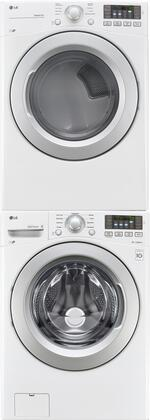 LG 705956 Washer and Dryer Combos