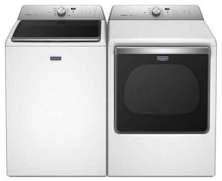 Maytag Top Load Sanitize Cycle Mvwb835dw 27 Inch Washer