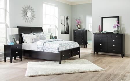 Signature Design by Ashley B591KSSET6PC Braflin King Bedroom