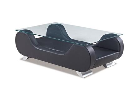 Global Furniture USA T7208C Modern Table