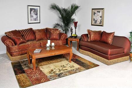 Chelsea Home Furniture B1030SCH Royal Living Room Sets