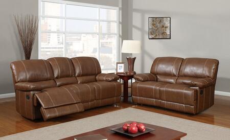 Global Furniture USA U9963RodeoBrownSLR Living Room Sets
