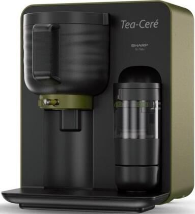 Sharp TET56Ux Tea-Cere Matcha Maker with Patented Dual-Sick Ceramic Grinding System, in