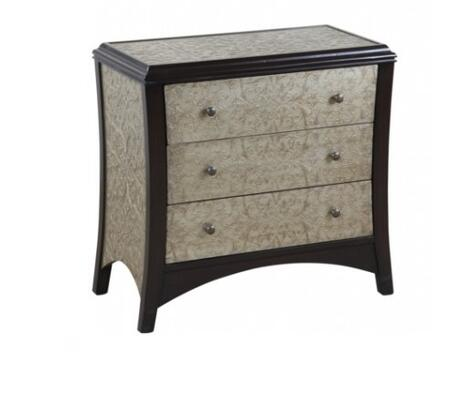 Gail's Accents 40040CH Chambery Series Wood Chest