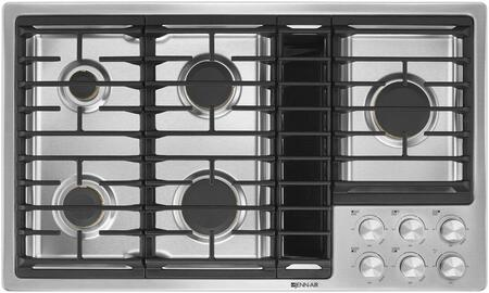 Zoom In Jenn Air Jgd3536gs 36 Inch Jx3 Gas Downdraft Cooktop
