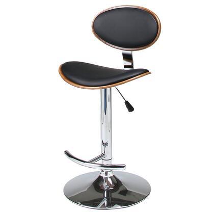 Pastel Furniture QLJF21927997 Joffrey Hydraulic Swivel Barstool