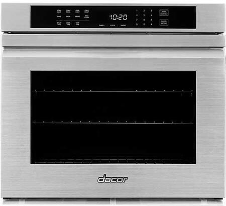 dacor hwo130fc 30 inch dacor match single wall oven appliances rh appliancesconnection com