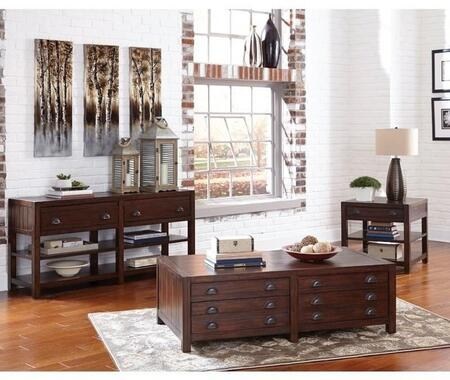 Donny Osmond Home 720398SET Home Accents Living Room Table S