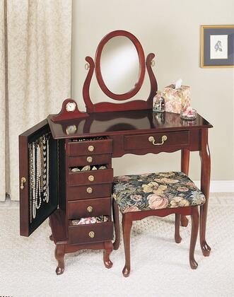 Powell 402 Heirloom Cherry Series  Vanity