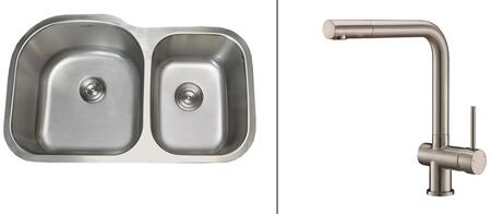 Ruvati RVC2535 Kitchen Sink