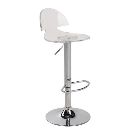 LumiSource BSTWVENTICL Venti Series Residential Not Upholstered Bar Stool