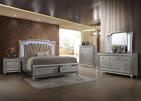 Acme Furniture Kaitlyn Bedroom Set
