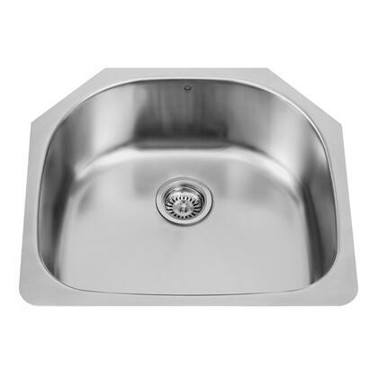 Vigo VG2421 Stainless Steel Kitchen Sink