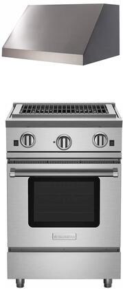 BlueStar 749843 RNB Kitchen Appliance Packages