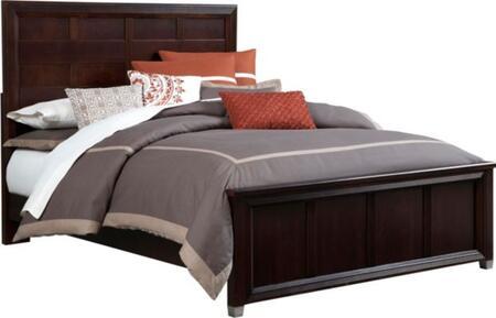 Broyhill EASTLAKEPANELBEDQ Eastlake 2 Series  Queen Size Panel Bed