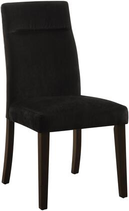 Coaster 106892 Lincoln Series Contemporary Fabric Wood Frame Dining Room Chair