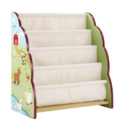 Guidecraft G86700 Farm Friends Series  Bookcase