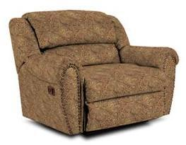 Lane Furniture 21414161421 Summerlin Series Transitional Fabric Wood Frame  Recliners