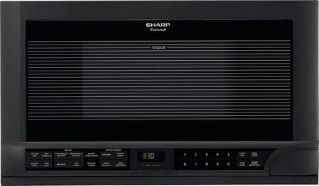 Sharp R1210T Over the Counter Microwave Oven |Appliances Connection