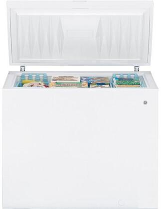GE FCM9DTWH Freestanding Chest Freezer