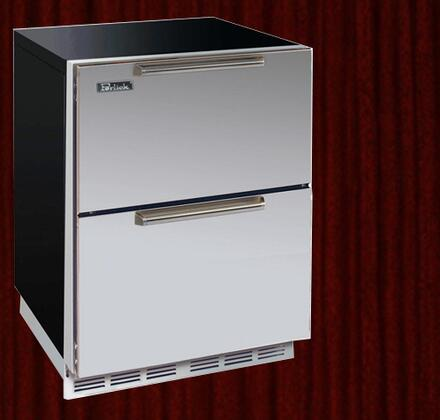 Perlick HA24FB6DNU ADA Compliant Series Built-In Upright Freezer