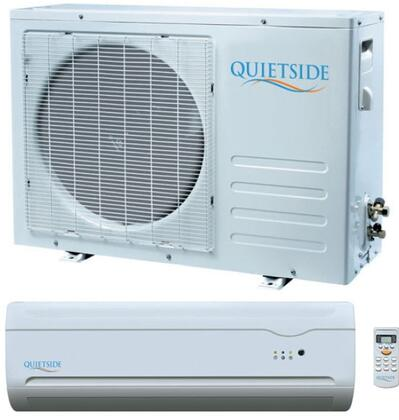 Quietside QSHX182 18000 BTU Single Zone Mini Split System
