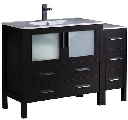 "Fresca FCB623612XXX Torino 48"" Modern Bathroom Cabinets with Integrated Sink in"