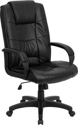 "Flash Furniture GO5301BBKLEAGG 26.25"" Contemporary Office Chair"