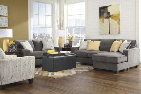 Milo Italia MI8073SCHLACOMARB Mitchell Living Room Sets