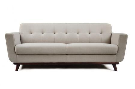 Diamond Sofa COCOSOSA Coco Series Stationary Fabric Sofa