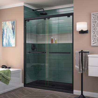 Encore Shower Door RS50 09 88B CenterDrain