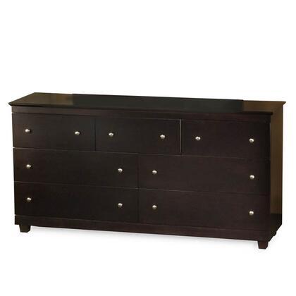 Atlantic Furniture C74701 Miami Series  Dresser